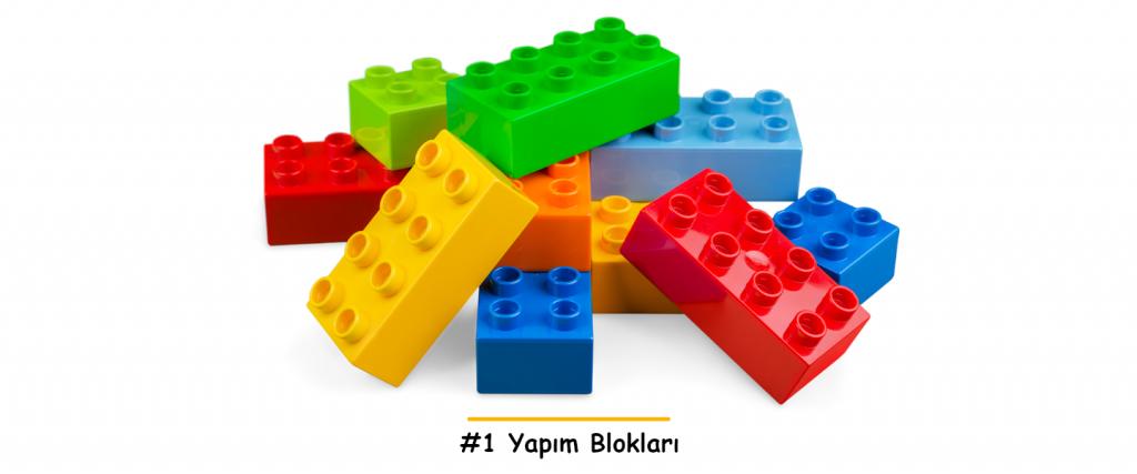 Yapım Blokları